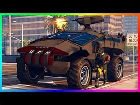 gta v new cars gta gunrunning dlc army vehicles