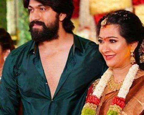 actor yash baby photos inside pictures from the baby shower of kgf star