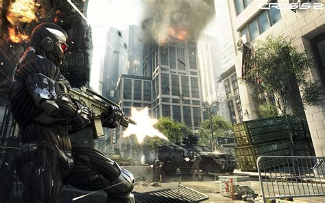 Wallpaper Game Play | crysis 2 gameplay wallpapers hd wallpapers id 9090
