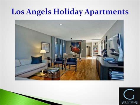 Vacation Apartments For Rent In Los Angeles Luxury