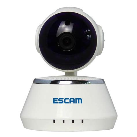 Wireless Ip Cctv 1 4 Inch Cmos 720p Vision Murah escam secure qf510 wireless ip cctv 1 4 inch cmos 720p white jakartanotebook