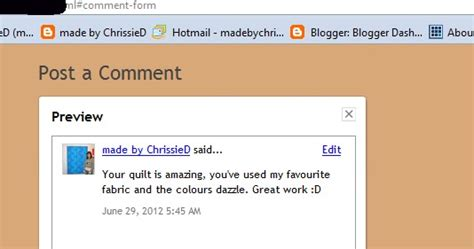 Word Verification On Comments by Chris Dodsley Mbcd Tutorial The Dreaded Comment Word