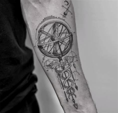 30 geometric tattoos designs for men and women tattoosera