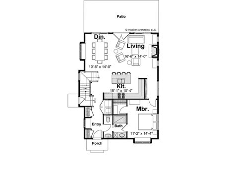 2 bedroom house plans 30x40 eplans cottage house plan three bedroom cottage 1943