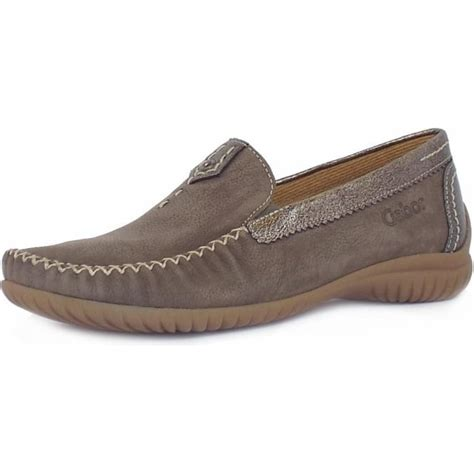 gabor comfort range gabor shoes california womens wide fit loafer in