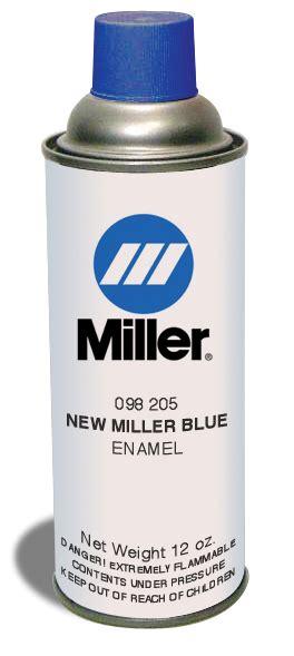 spray painter hobart ts distributors miller blue spray enamel