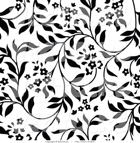 flower pattern grayscale black floral pattern tumblr www imgkid com the image