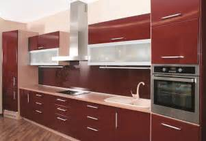 Kitchen Cabinet Doors Modern Modern Kitchen Cabinet Doors 171 Aluminum Glass Cabinet Doors