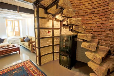Interior Stairs Design In Duplex Apartments Gorgeous Duplex In Galata Istanbul