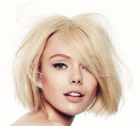 platinum blonde bob hairstyles pictures platinum blonde wedge haircut short hairstyle 2013