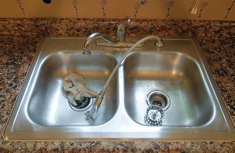 caulk kitchen sink caulking sink after giani granite paint the diy