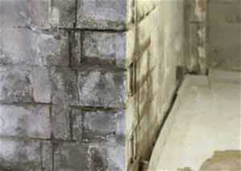 concrete block sealer basement how to seal concrete block walls radonseal