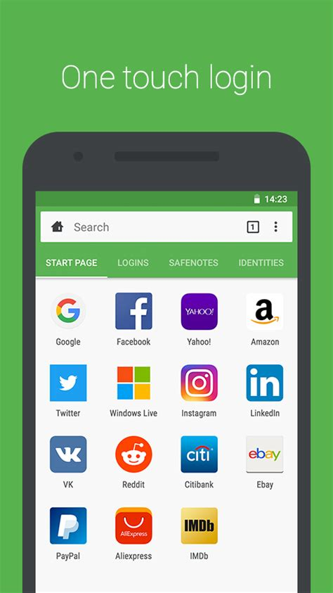 How To Use Roboform For Applications Roboform Password Manager Android Apps On Play