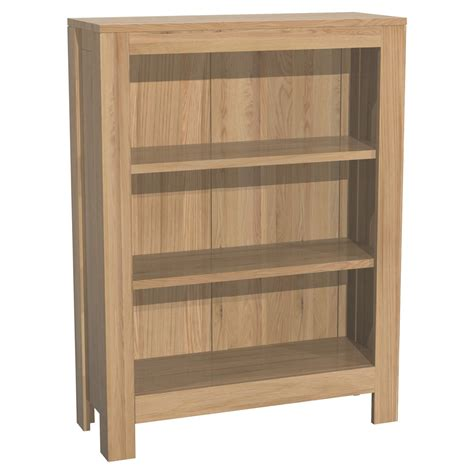 10 Wide Bookcase Genoa Oak Wide Bookcase Next Day Select Day Delivery