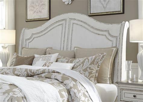 Magnolia Manor Bedroom Set by Magnolia Manor Sleigh Bed 6 Bedroom Set In Antique