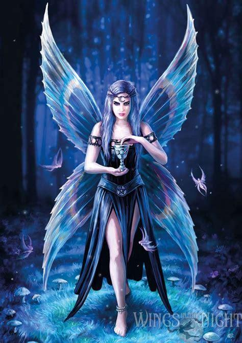 stokes enchantment greeting card