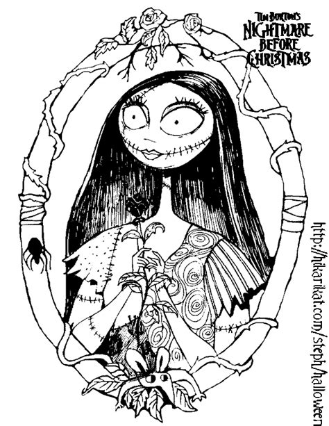 nightmare before coloring pages nightmare before coloring page coloring home
