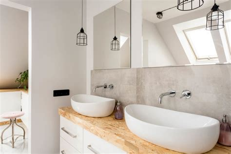 how to make a small bathroom look big how to make a small bathroom look bigger reader s digest
