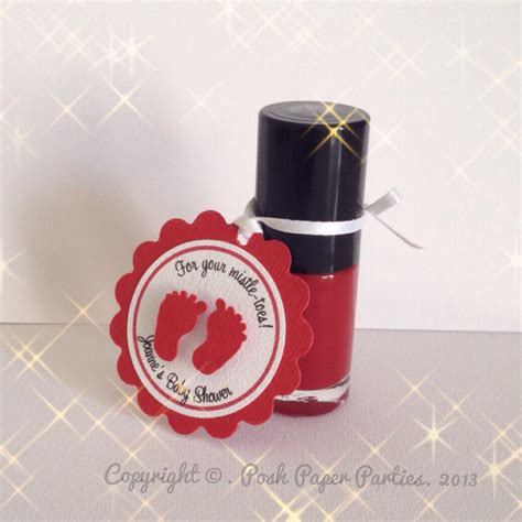 Nail Favors Baby Shower by One Nursery Nail Favors For Baby Showers A