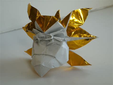 Pokã Mon Origami - origami gotta fold em all
