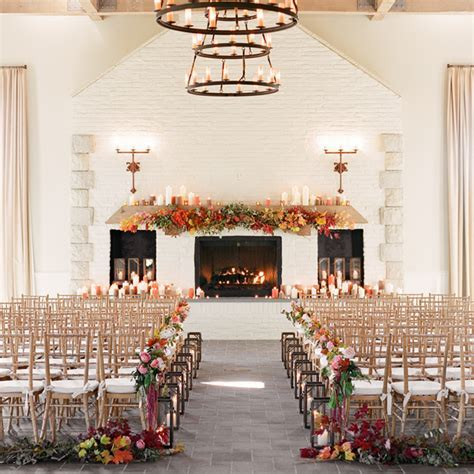 Elegant Fall Wedding Colors   Once Wed