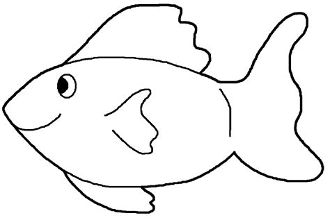 fish coloring template coloring pages coloring page fish coloring page