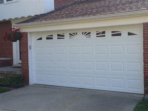 Raised Panel Garage Door Traditional Raised Panel Garage Doors Traditional Garage And Shed Detroit By Premier