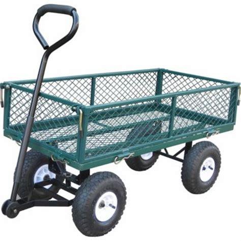 Gardening Wagon Bond Garden Cart At Tractor Supply Co