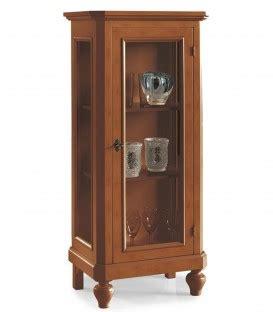 mobili vetrinette credenze e vetrine in legno massello vetrinette