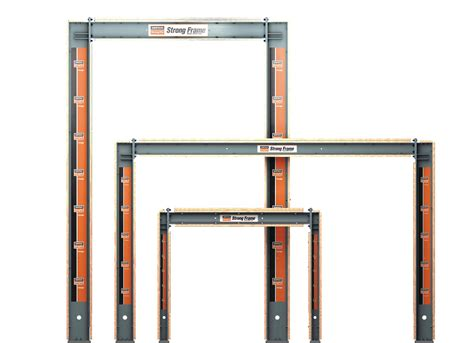 design moment frame exle simpson strong tie strong frame moment frames remodeling