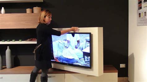 bracci porta tv porta tv orientabile quot freeview quot di astor giussano