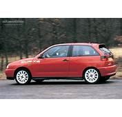 SEAT Ibiza Cupra Specs  1996 1997 1998 1999