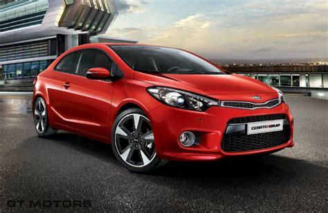 New Kia Cerato Gt Motors 187 Kia Cerato Koup 2 Door