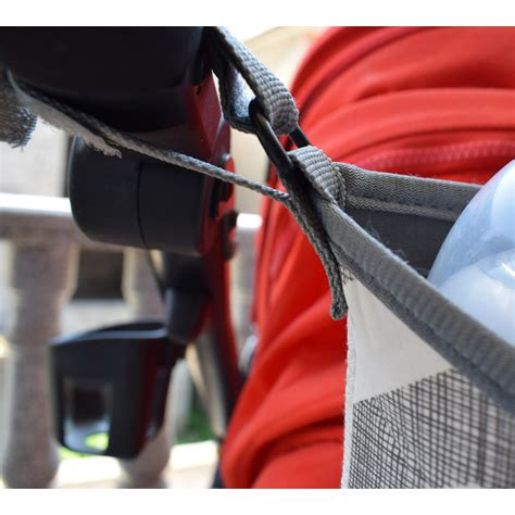 Kereta Dorong Bayi Or tas perlengkapan stroller kereta dorong bayi gray white