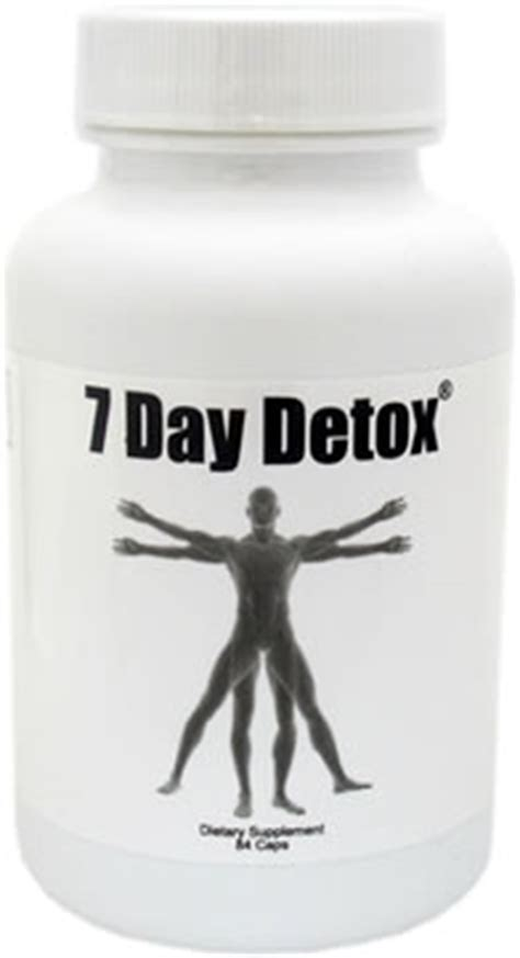 7 Day Detox Weight Loss Pill by The 7 Day Detox Diet Pills Slimming Tablets And Weight