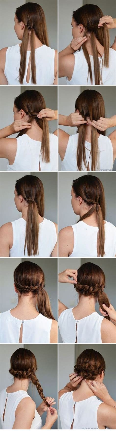 easy hairstyles for school trip 40 easy hairstyles for schools to try in 2016