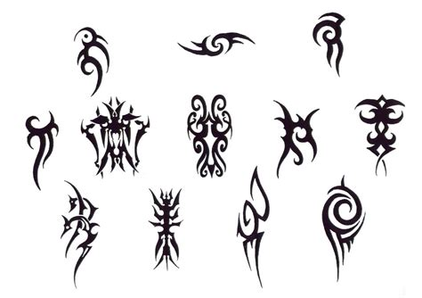 small tribal tattoos for hands small designs for on best design