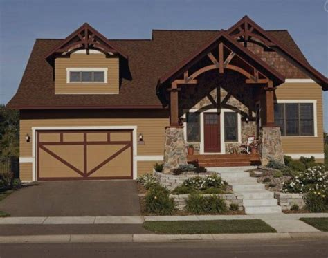 exterior house colors brown myideasbedroom