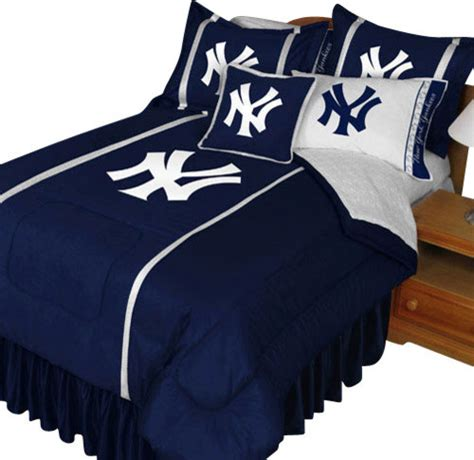 yankees bedding set mlb new york yankees bedding ny baseball comforter sheets