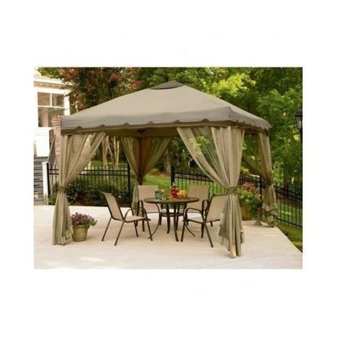 Pop Up Gazebo Outdoor Patio Furniture Canopy Pergolas Outdoor Furniture Gazebo