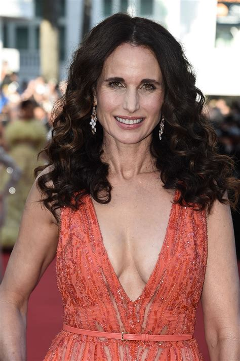 andi macdowell pictures and photos andie macdowell inside out premiere 2015 cannes film