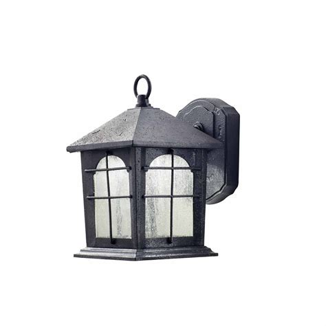 Discount Outdoor Wall Lighting Led Sconce Motion Light White Ullmbw Canada Discount Canadahardwaredepot