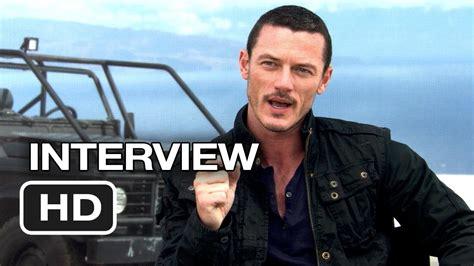 fast and furious 8 luke evans fast furious 6 interview luke evans 2013 dwayne