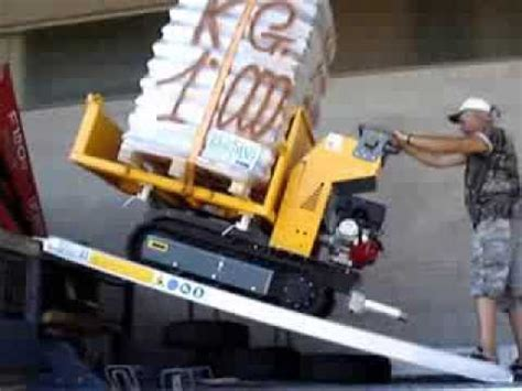 motocarriola cingolata gior  kg honda nuova da giordano cairo youtube
