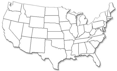map of usa with states black and white black and white map of the united states pdf pictures to