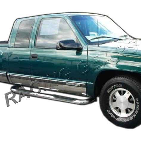 1998 gmc chevy c k 1500 2500 3500 truck tahoe suburban yukon service manual repair set factory 1988 1998 chevrolet gmc c10 c k 1500 2500 3500 extended cab side step nerf bars