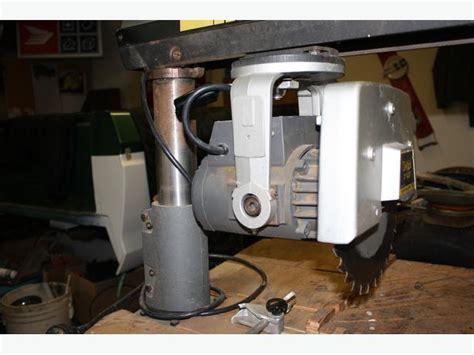 capacitor dewalt radial arm saw dewalt deluxe powershop 770 10 quot radial arm saw west shore langford colwood metchosin