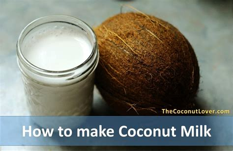 top 28 how to make top 28 how to make coconut how to make coconut milk