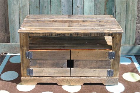 useful finesse cabinet making wood project custom pallet wood entertainment center by tim sway