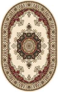 Large Oval Area Rugs Ivory Free S H Area Rug 4 X 6 Oval 29 Actual 311 X52 Oval Ebay